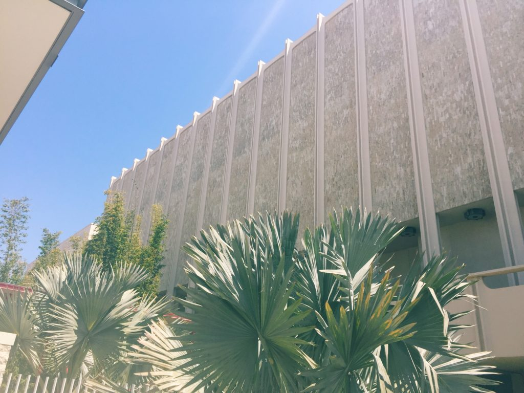 Visit the LACMA in Los Angeles