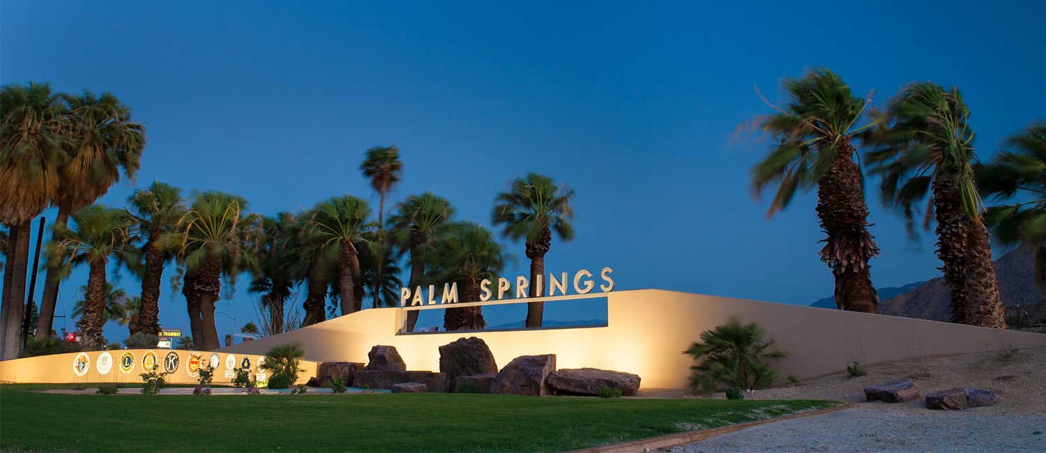 Attractions At Palm Springs Desert Hot Spa Hotel