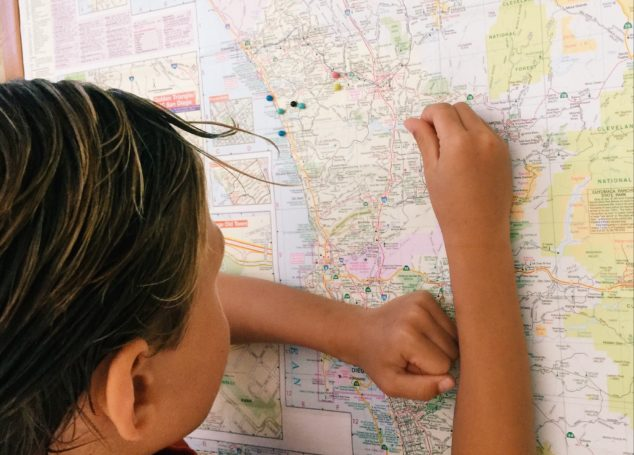Map Your City This Summer!