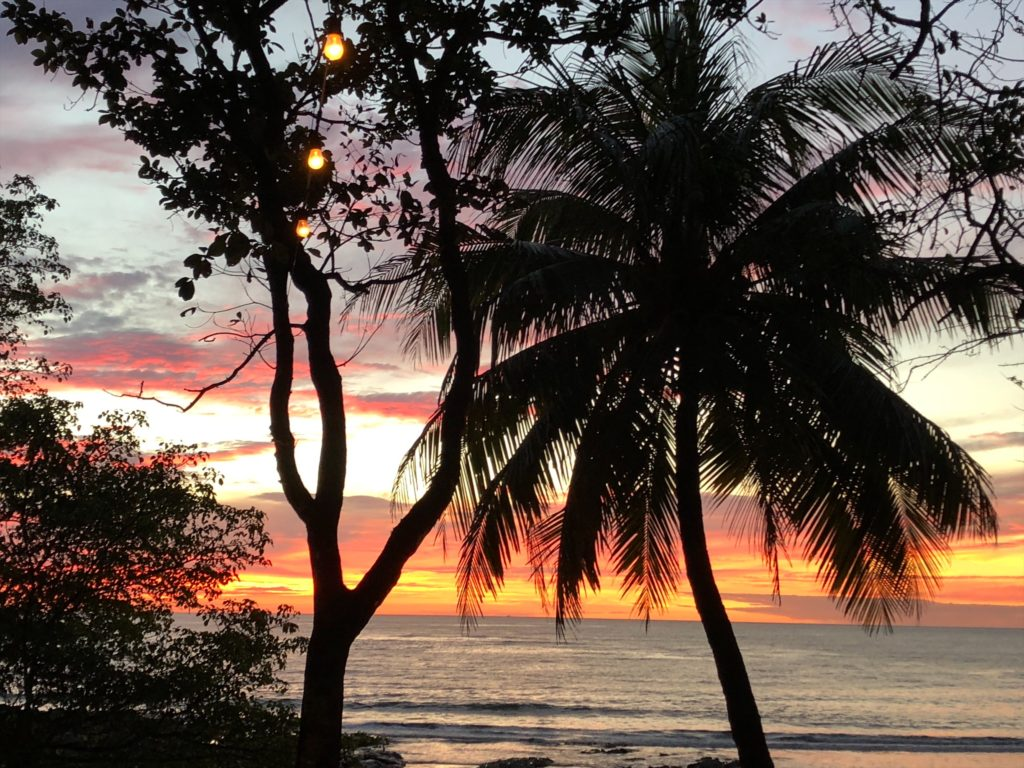 Incredible Costa Rica Sunsets