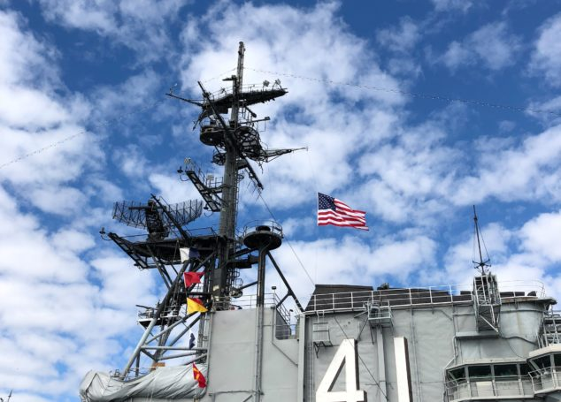 Five Tips for Spending a Day at the USS Midway!