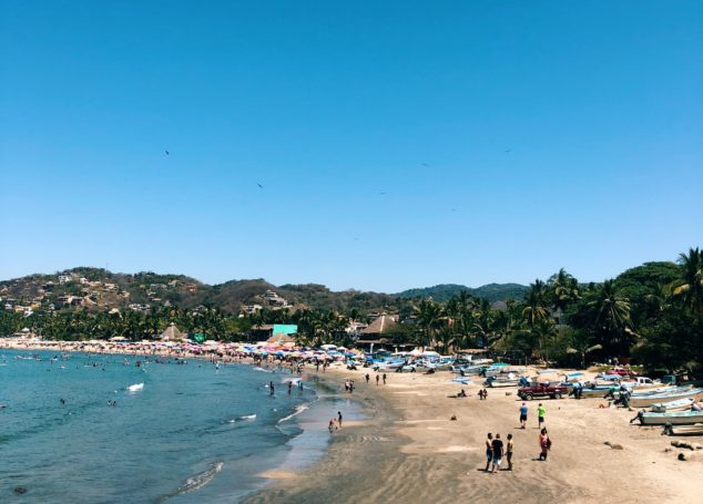 Beautiful Sayulita, Mexico