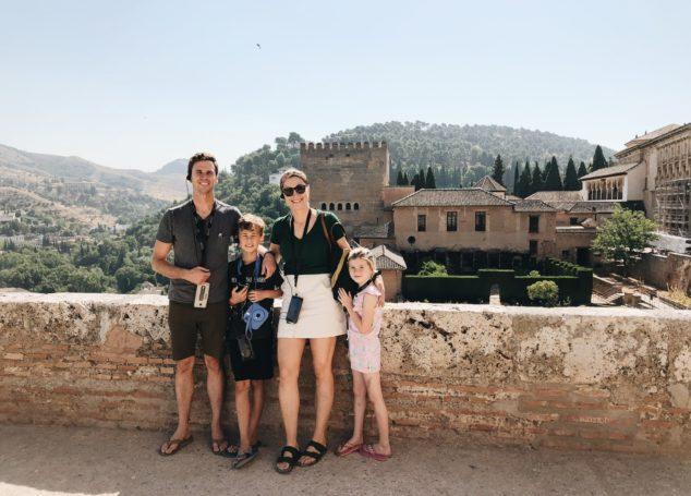 A Summer in Spain – Introduction
