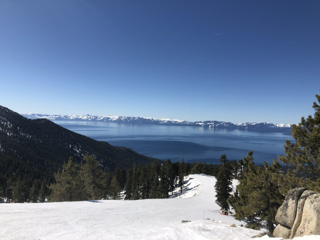 Diamond Peak, Tahoe
